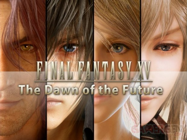 Final Fantasy XV The Dawn of the Future 07 04 2018