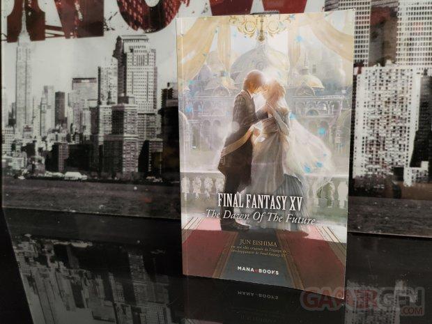 Final Fantasy XV   The Dawn of the Future Roman   0001 1