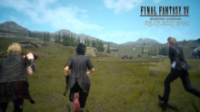 Final Fantasy XV version d'essai demo (2)