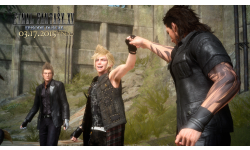 Final Fantasy XV version d'essai demo (9)