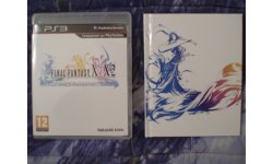 Final Fantasy XX 2 HD Remaster Edition Limitée déballage unboxing 21.03.13 (3)
