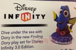 Finding Dory Playset Disney Infinity