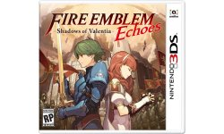 Fire Emblem Echoes Shadows of Valentia jaquette US 19 01 2017