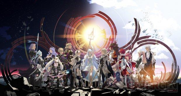 Fire Emblem Fates main artwork
