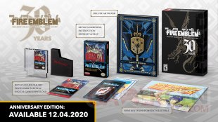 Fire Emblem Shadow Dragon and the Blade of Light 30th Anniversary Collector