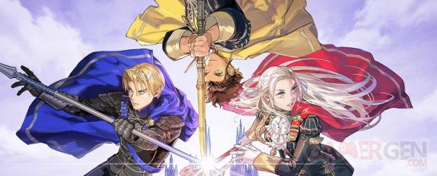 Fire Emblem Three Houses bannière test 11 08 2019