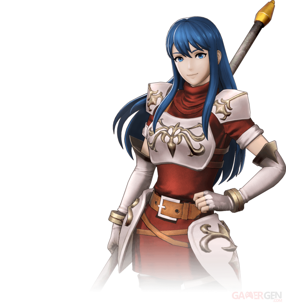 Fire Emblem Warriors Caeda Tiki (1)