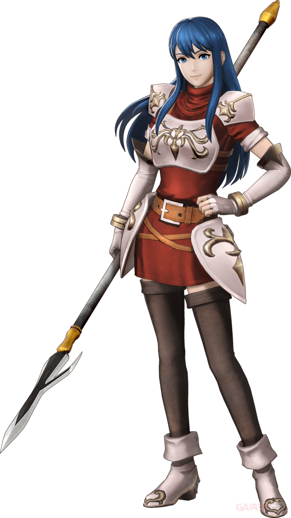 Fire Emblem Warriors Caeda Tiki (2)
