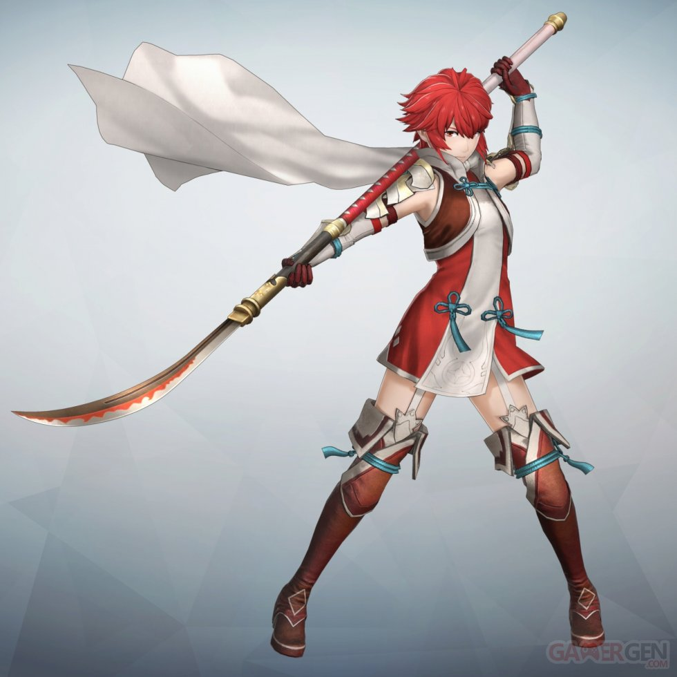 Fire Emblem Warriors Camilla Takumi Leo Hinoka (10)