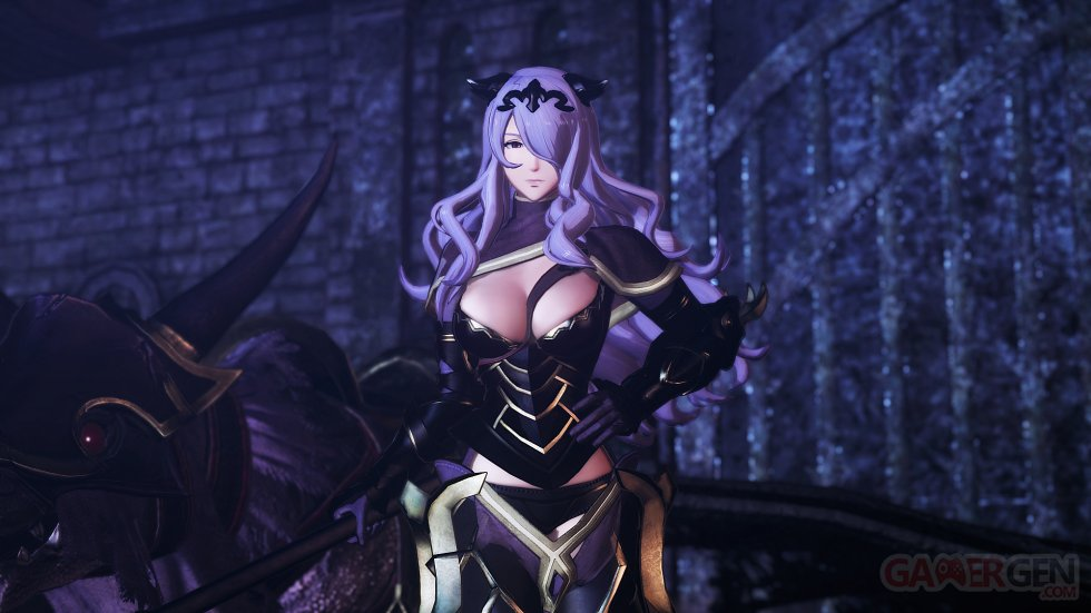Fire Emblem Warriors Camilla Takumi Leo Hinoka (3)