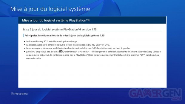 firmware 1.75 ps4