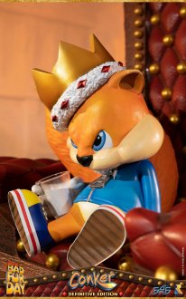 First 4 Figures Conker's Bad Fur Day figurine statuette images (2)