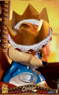 First 4 Figures Conker's Bad Fur Day figurine statuette images (3)
