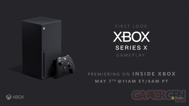 First Look Xbox Series X gameplay games 30 04 2020 event