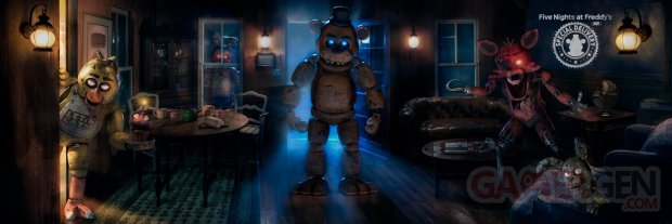 Five Nights at Freddy's AR Special Delivery