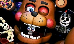 Five Nights at Freddy's head 2
