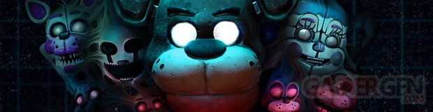 Five Nights at Freddy's VR Help Wanted