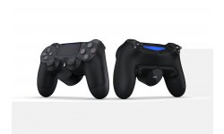 fixation dorsale  DualShock 4 manette PS4 (4)