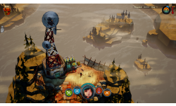 flame in the flood highground