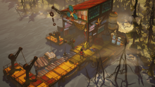 flame in the flood-rustwater-station
