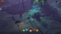flame in the flood trap boarkill