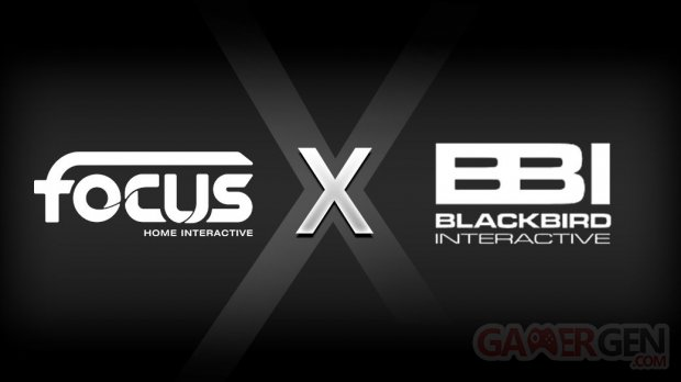 Focus Home Interactive Blackbid Interactive logo head banner