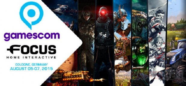 Focus Home Interactive gamescom 2015