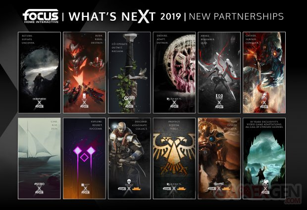 Focus Home Interactive what's next 2019