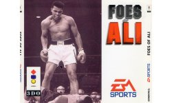 Foes of Ali box art