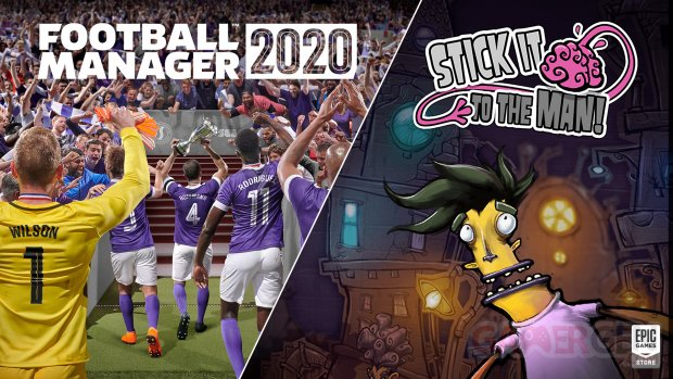 Football Manager 2020 Stick it to the Man
