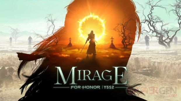 For Honor 04 06 2021 Année 5 Saison 2 Mirage key art