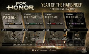 For Honor Année 3 pic 1