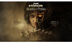 For Honor Blades of Persia