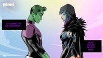 Fortnite 10 05 2021 Beast Boy écran comics 3