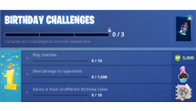 Fortnite-anniversaire-birthday-challenges