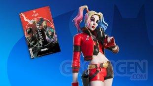 Fortnite Batman Zero Point comic bonus skin 1