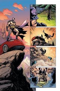 Fortnite Batman Zero Point comic extrait