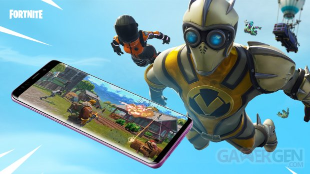 Fortnite Beta Android 2