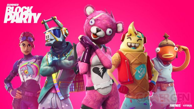 Fortnite blog fortnite summer block party 08BR BlockPartyAnnounce Blog Header (2) 1920x1080 dae79951950b3a0b9f1eb59b2840b7b696e703ae