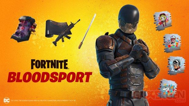 Fortnite Bloodsport skin 04 08 2021