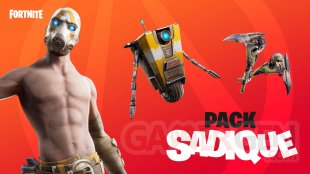 Fortnite Borderlands collaboration 01 27 08 2019