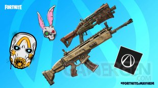 Fortnite Borderlands collaboration 03 27 08 2019
