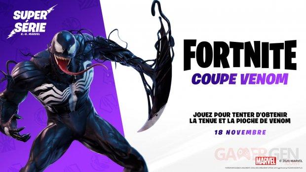 Fortnite Coupe Venom