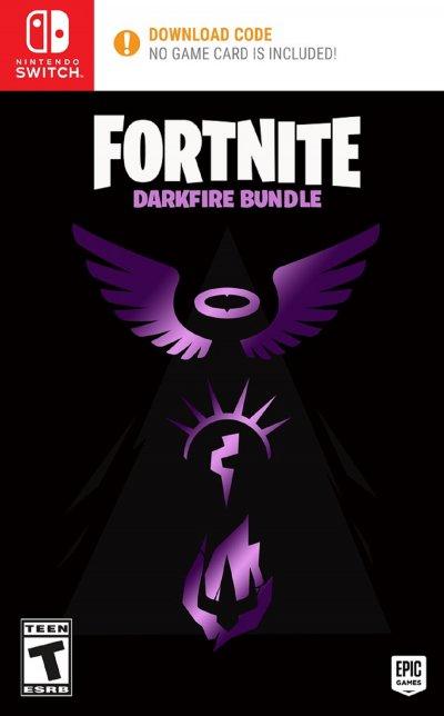 Fortnite Un Darkfire Bundle En Boite Annonce Sur Consoles -
