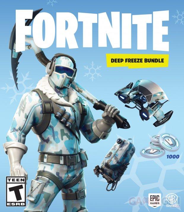 Fortnite Deep Freeze Bundle Pack 1539054143
