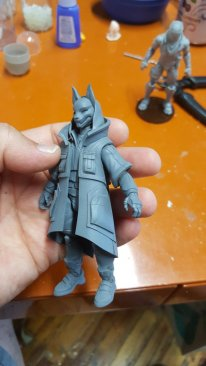 Fortnite Drift figurine 2