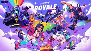 Fortnite Fierté Royale 20 07 2021 key art