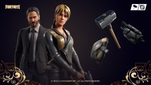Fortnite Halle Berry John Wick Sofia