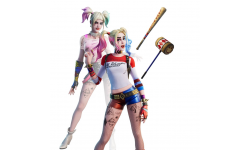 Fortnite Harley Quinn bundle