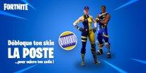 Fortnite La Poste Skin Images Vehicule (1)